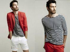Color Block Masculino   Moda & Estilo
