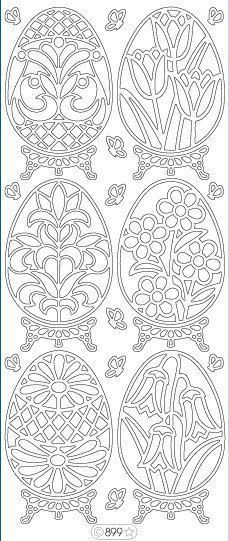 For royal icing easter eggs Easter Coloring Pages, Colouring Pages, Adult Coloring Pages, Coloring Books, Egg Crafts, Easter Crafts, Arts And Crafts, Easter Ideas, Kirigami
