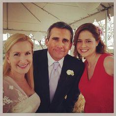 The Office Season Finale! Dwight & Angela's Wedding...Angela, Steve & Jenna // The Blonde Rapture.