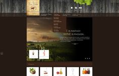 Yagendoo Vino Veritas JT - #JoomShopping Template is an elegant and detailed #Template for JoomShopping which is perfectly suitable for shops with high quality goods and any target group.