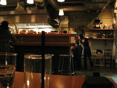 Biwa - Japanese restaurant Portland, OR (by twelvety, via Flickr)
