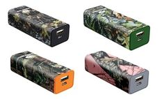 Groupon - Mossy Oak 2,200mAh Portable USB Battery Charger in [missing {{location}} value]. Groupon deal price: $12.99