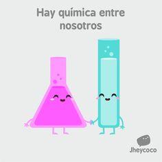 #jheycoco #jheyco #humor #literal #chibi #kawaii #cute #funny #ilustration #ilustración #lindo #química #compuestos #quimic #nosotros #amor