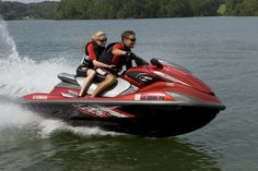 Jet Skiing...got to do this last summer