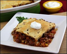 baked chili surprise...for tg'ing?