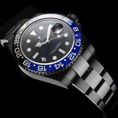 This is stunning!!  Rolex GMT Master II - SE - Dual Colour