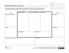 Better Business Model Canvas