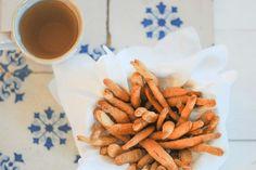 GlutenFree... Biscoitos-de-Azeite