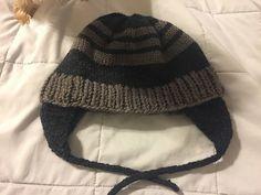 Ravelry: Shirelwebb's Striped Hat