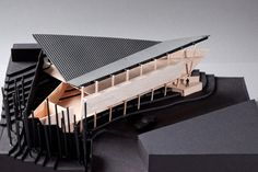 June CONTEST! COMMENT on the projects displayed on buildyful.com  WIN 100 USD! Find out more on buildyful.com #architecturestudents~~Contrast Architecture model.