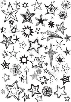 Doodle Verzierungen Lettering Quirky and fun hand drawn star vector shapes Doodle Art Doodle doodle art drawn fun hand Lettering quirky shapes Star vector Verzierungen Doodles Zentangles, Zentangle Patterns, Banners, Bujo Doodles, Free Doodles, Vector Shapes, Vector Art, Doodle Lettering, Chalkboard Art