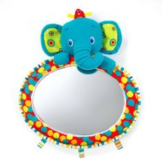 Bright Starts See & Play Auto Mirror by KIDS II