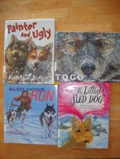 Sled Dog books; Iditarod study