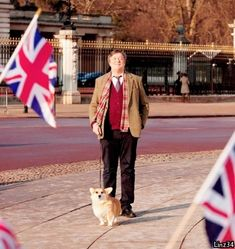 CORGI Mini Voiture-Best Of British-Union Jack toit