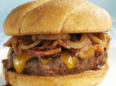 Try this amazing Pub Burger recipe for your George Foreman Grill!