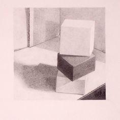 Drawing II Still Life No. 1, blocks