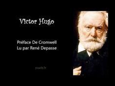 Lu par René Depasse Version texte : http://fr.wikisource.org/wiki/Cromwell_-_Pr%C3%A9face Pensez à remercier les donneurs de voix, qui sont bénévoles, pour l...
