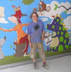 Stephen Michael King Author Studies, King, Children, Illustration, Art Ideas, Australia, Home Decor, Book Illustrations, Children's Books