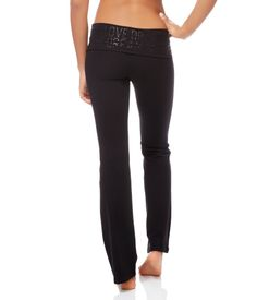 Animal Print Bootcut Yoga Pants - Aeropostale | Yoga pants ...