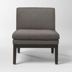 Slipper Chair - Solids | West Elm