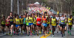 In Boston: Hopkinton groups team up to promote road safety #bostonmarathon