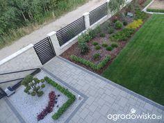 Mały ogród pod Białymstokiem - strona 33 - Forum ogrodnicze - Ogrodowisko Exterior Wall Design, Landscape Architecture Drawing, Outdoor Living, Outdoor Decor, Diy Planters, Outdoor Landscaping, Garden Inspiration, Home Deco, My House