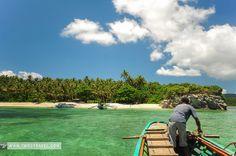 Pinamuntugan Island, Bacacay, Albay