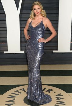 Kate Upton at Vanity Fair Oscar 2017 Party in Los Angeles, Part II