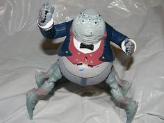 disney pixar monsters inc henry waternoose iii electronic talking action figure