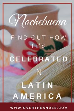 Nochebuena is a major festival in Latin America. This post explores how Christmas Even is celebrated by the Latinx community. December 24 is a huge celebration to honour family, friends and the Christmas spirit. #Nochebuena #ChristmasInLatinAmerica #LatinAmericanCulture #LatinAmericanCultureFacts Latin American Culture, Latin American Food, Hispanic Culture, Spanish Language Learning, Teaching Spanish, Teaching Culture, Traditional Christmas Food, Spanish Christmas, Learn Spanish Online