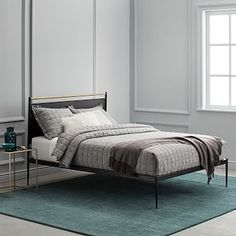 Metalwork Bed #westelm