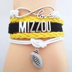 Infinity Love Mizzou Football BOGO