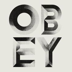 Studio Number One, Shepard Fairey, Obey poster