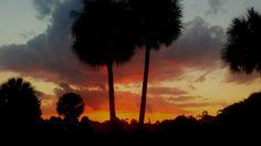Boca Raton Florida Sunset with Carolyn Boinis Boca Raton Real Estate Broker www.CarolynBoinis.com