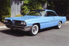 1961 PONTIAC CATALINA 2 DOOR HARDTOP - Barrett-Jackson Auction Company - World's Greatest Collector Car Auctions