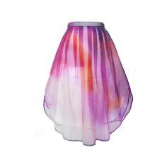 Juliet Skirt in Watercolor