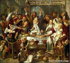 Jordaens-Jacob__The-king-drinks__6