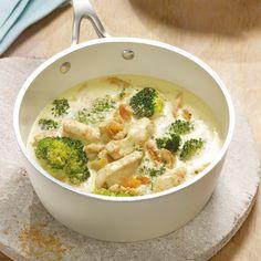 Curry-Kokos-Sauce Rezept | Weight Watchers