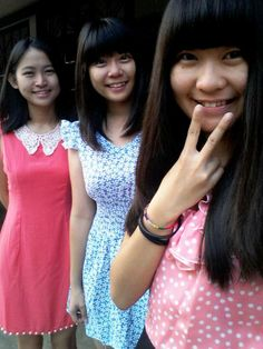 With le roomies