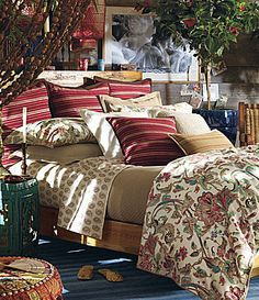 Ralph Lauren Coastal Garden 11p King Comforter Set