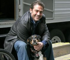 Jeffrey Dean Morgan-You most likely to have seen him on TV series like ER,The Practice,Angel, Grey's Anatomy & the list goes on.