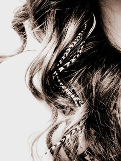 Love her hair. I love these curls! My Hairstyle, Pretty Hairstyles, Blond, Feather Extensions, Hair Extensions, Hair Heaven, Feathered Hairstyles, Love Hair, Gorgeous Hair