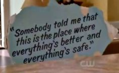 THE One Tree Hill quote