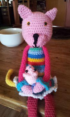 poes en vriendje muis