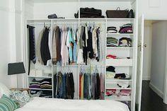 #Stylish and #spacious #wardrobes for easy management! Find them at #RebelWardrobes. www.rebelwardrobes.com.au  #WalkInWardrobe #Australia