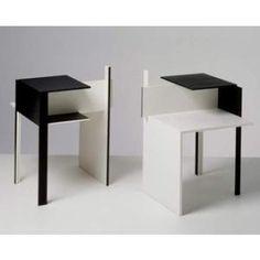 Table De Stijl (1922) Eileen Gray