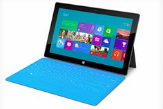 Microsoft lança Surface: com Windows 8, o tablet já é o maior concorrente do iPad