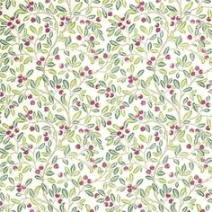 Wild Berries Mulberry Fabric, Mulberry Color, Sanderson Fabric, Painted Rug, Thing 1, Concept Home, National Trust, Curtains With Blinds, Fabric Wallpaper
