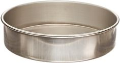 "Advantech PS8F Stainless Steel Sieve Pan, Full Height, 8"" Diameter Advantech http://www.amazon.com/dp/B00APMOTKU/ref=cm_sw_r_pi_dp_I2L.ub1B287QV"