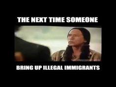 Si te llaman inmigrante y te tachan de delincuente muestras el video